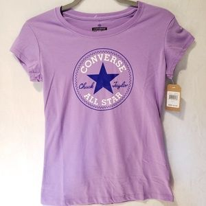 New Converse Tops Size 12 to 13 years $18